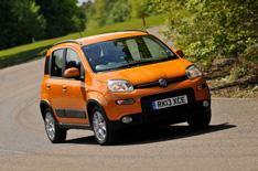 2013 Fiat Panda Trekking Twinair review
