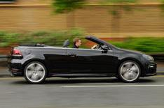 2013 Volkswagen Golf R Cabriolet review
