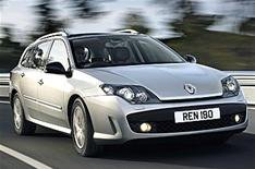 Renault Laguna range revised