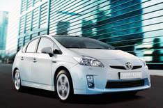 New Prius at old price