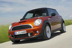 Face-lifted Mini revealed