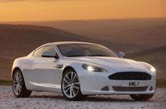 Aston Martin DB9 gets nip and tuck