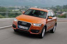 Audi Q3 vs Range Rover Evoque