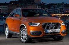 Audi Q3: prices and specs
