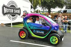 2012 Goodwood Moving Motor Show report