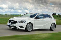 Mercedes A-Class reader preview video