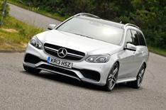 2013 Mercedes E63 AMG Estate review