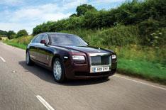 Rolls-Royce Ghost EWB review