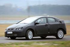 New 2012 Honda Civic on video