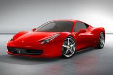 Ferrari's all-new 458 Italia unveiled
