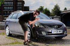 Our cars: Mazda 6