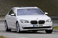 BMW 760Li first drive