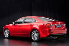 New 2013 Mazda 6 pictures