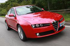 New engines for updated Alfa Romeo 159