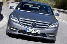 Mercedes-Benz CL driven