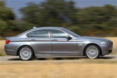 BMW 525d SE saloon review