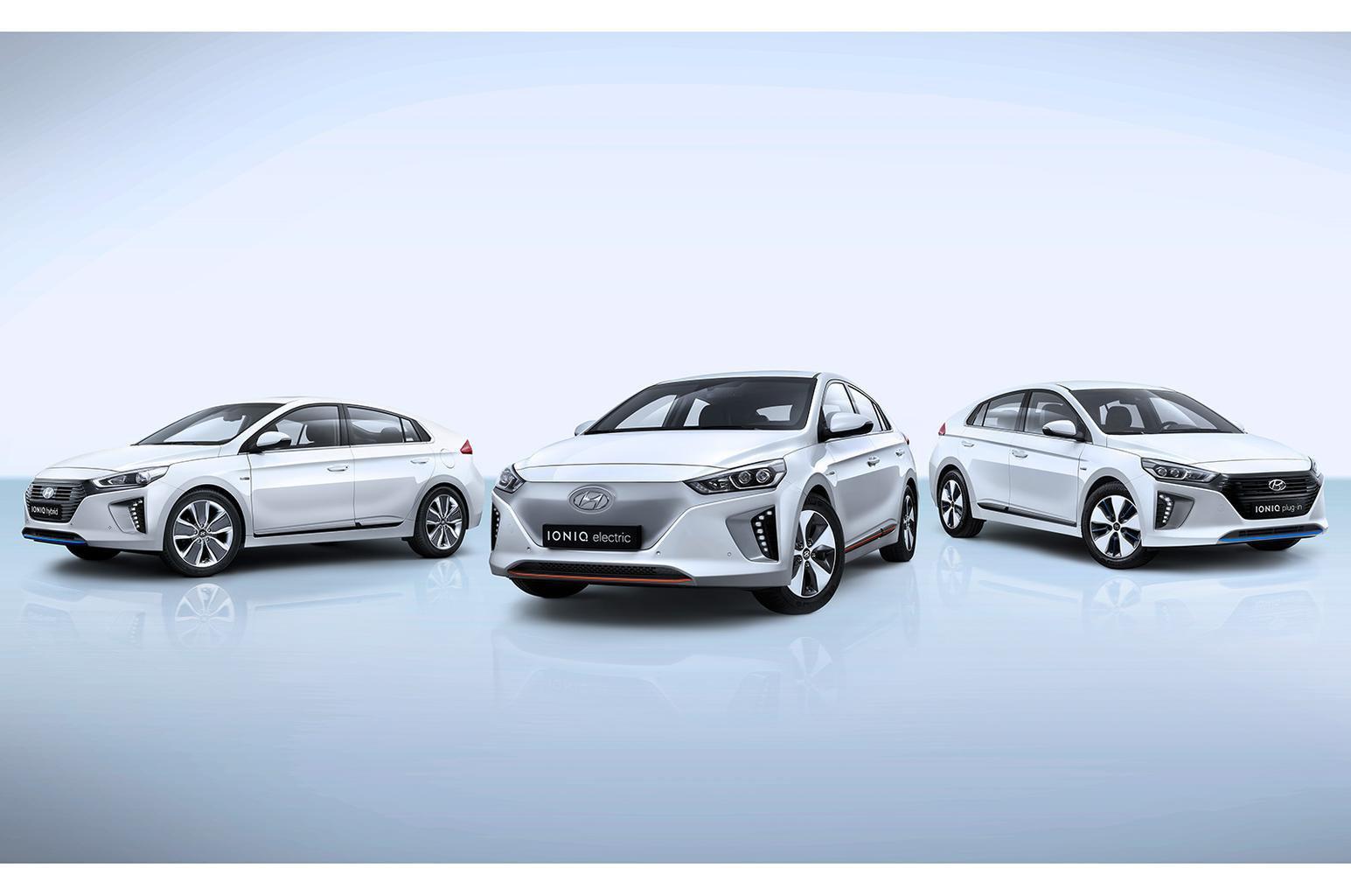 2016 Hyundai Ioniq - exclusive reader test team preview