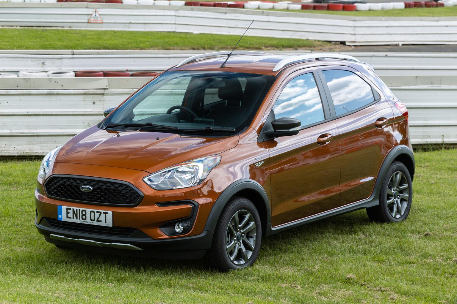 2018 Ford Ka+ Active review - verdict