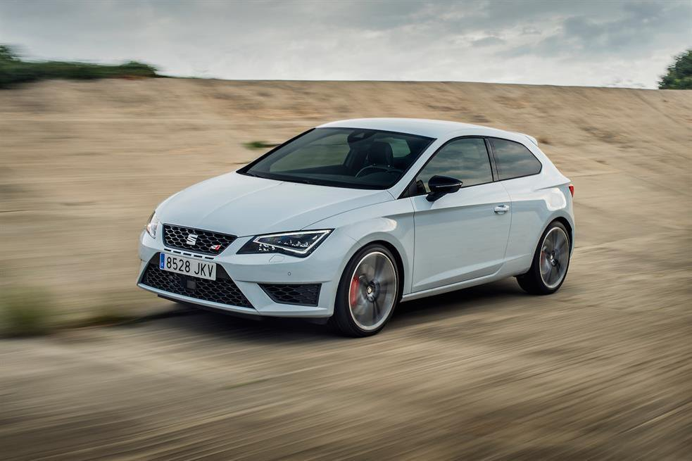 Deal of the Day: Seat Leon Cupra 290