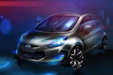 Hyundai to unveil its ix20 at Paris show