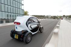 Renault offers windows on Twizy