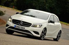 How to spec a Mercedes-Benz A-Class