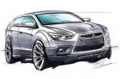 Mitsubishi announces 'compact crossover'