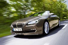 Alpina B6 Biturbo Convertible revealed