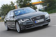 Audi S6,S7 Sportback and S8