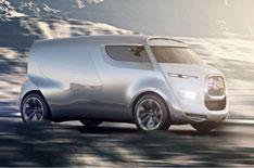 Citroen Tubik concept car unveiled