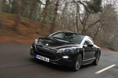 2013 Peugeot RCZ review