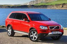 Volvo tweaks XC90 range