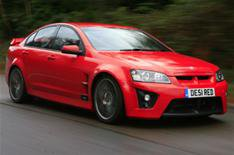 Even more power for Vauxhall VXR8