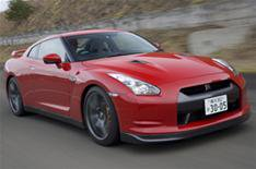 Nissan GT-R sets new records