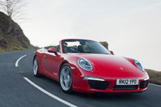 2012 Porsche 911 Cabriolet review