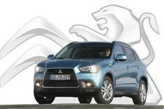 Citroen and Peugeot get Mitsubishi ASX