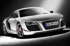 Audi reveals slim, powerful R8 GT