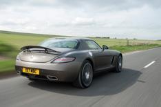 2013 Mercedes SLS GT review
