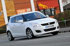 2013 Suzuki Swift SZ-L review