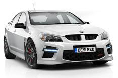Supercharged Vauxhall VXR8 GTS announced