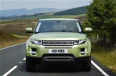 Land Rover could build sub-Evoque model