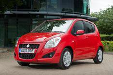 2012 Suzuki Splash review