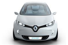 Renault Zoe to cost from 13,000