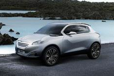 Peugeot unveils possible rival for Juke
