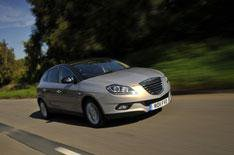 Chrysler Delta 1.4 Multiair SE review