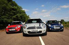 Mini launches Olympic special editions