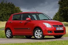 New Suzuki Swift limited-edition