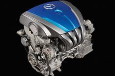 Mazda's economical new engines