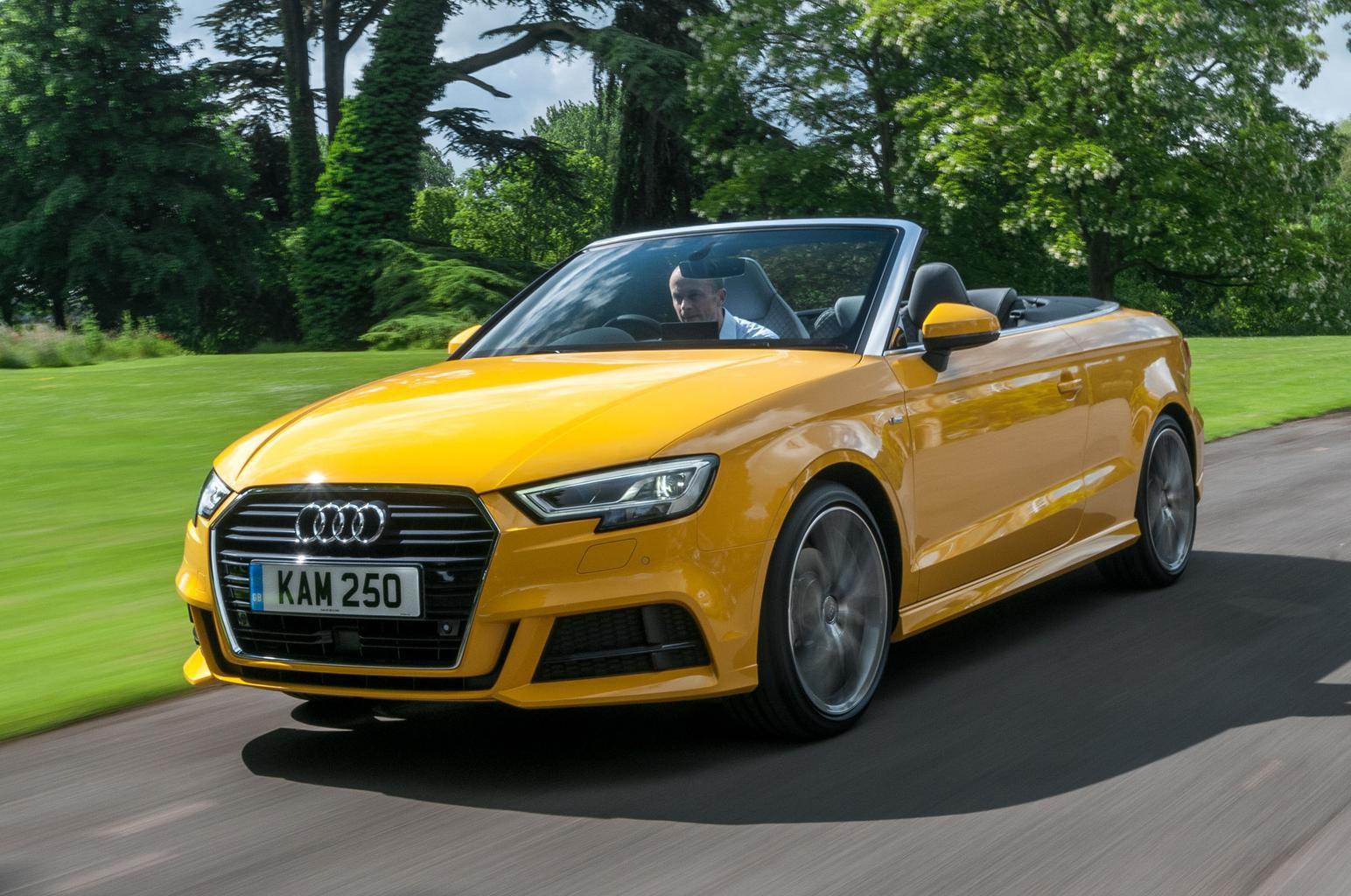 2016 Audi A3 Cabriolet 1.4 TSFI review