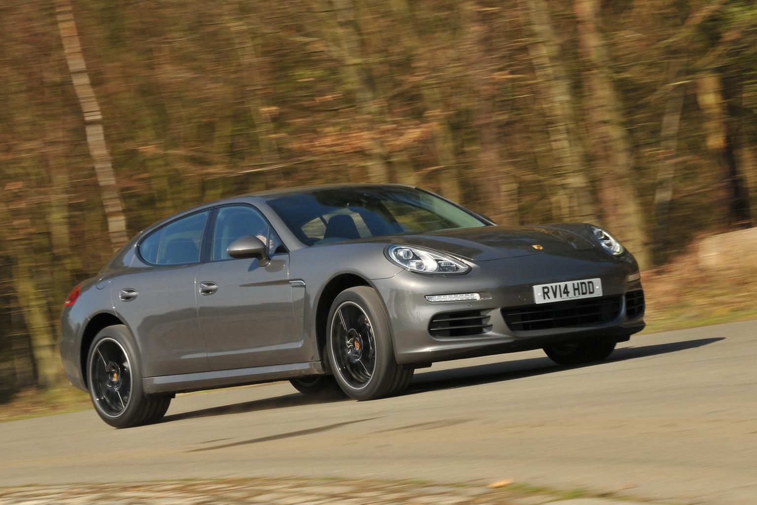 2014 Porsche Panamera Diesel review